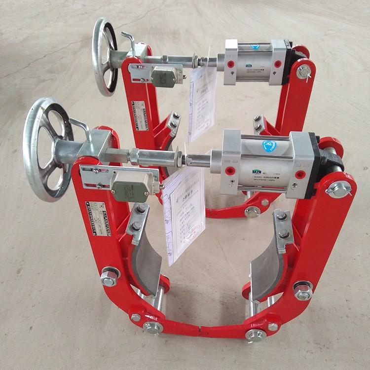 焦作制动器厂家研发TYW液压改TQW气动旋转刹车使用寿命长