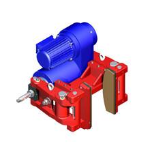 YFX電力液壓防風鐵楔制動器液壓盤式制動器價格實惠售后無憂圖片