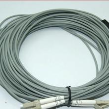 厂家直销3米OM2铠装多模双芯光纤跳线SC-SC尾纤跳线支持定做