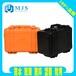 中山市爵世美塑料制品有限公司冲击钻手提工具箱消防手提工具箱JSM201橙色