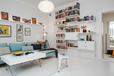 泥巴衷心分享如何把57平米的公寓房装修改造的更有格调