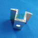 光伏太阳能电池板支架铝合金压块电池板组件中压块中压码20-H25