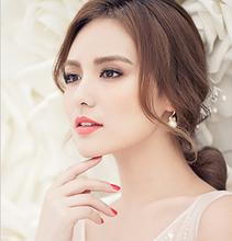 韩式新娘妆图片精选 2017好看的韩式新娘造型图片