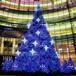 装饰美陈户外广场大型钢架铁艺6米圣诞树圣诞节气氛装饰布置
