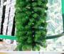 圣诞节用品圣诞树装饰品2.7米圣诞挂枝条藤条圣诞门饰花环
