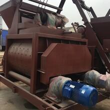 旭宏JS1000A大型混凝土搅拌机