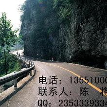彭州公路护栏彭州乡村波形护栏厂家直销