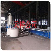 高效节能硅质聚苯板设备硅质板生产线厂家图片