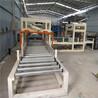 水泥基勻質板切割設備