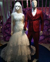 婚纱礼服定制、租赁