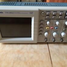 二手数字荧光示波器泰克TDS2012频率225MHZ100MHz带宽