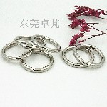 专业五金厂家东莞卓芃新推出一款铁圆环绝对物美价廉
