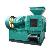 百信直销型煤矿粉压球机高压对辊压球机650型煤压球机