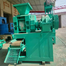 百信机械供应环保高效煤泥煤粉型煤压球机环保洁净型煤设备