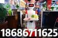山东餐饮智能送餐传菜迎宾讲解机器人
