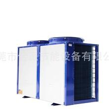 中小企业员工宿舍都用赫派空气能热泵热水器啦