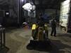 扫地机扫地车电动清扫车的实际效果