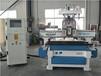 江苏木工下料机三头开料机板式家具生产设备