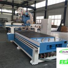 青海数控木工机械四工序木工雕刻机板式家具生产设备