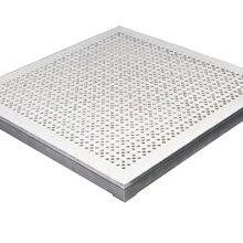 中天铝合金架空地板通风板