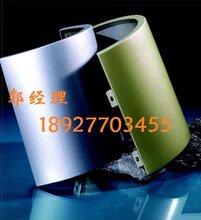 包柱弧形鋁單板,雕花包柱鋁單板圖片