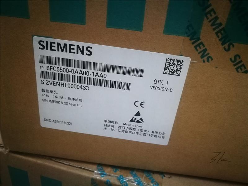 西门子6FC5500-0AA00-1AA0车床铣床脉冲给定