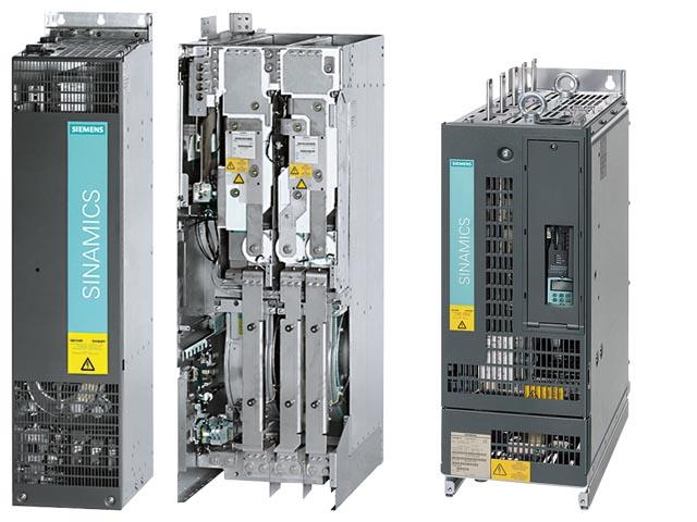 西门子6SL3330-6TE41-7AA3回馈整流变频器