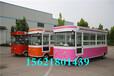 大空间流动奶茶热饮车电动四轮多功能可移动小吃车房车冰淇淋车