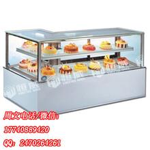 上海转角蛋糕柜