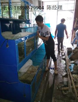 广州塔附近海鲜池酒店定做咨询海鲜池产品合理海鲜池定做便宜