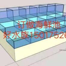 深圳羅湖定做海鮮池快問我-銷售-批發更省錢圖片