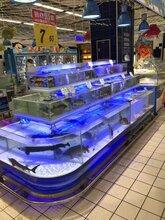 云浮菜市场海鲜池定做云浮生猛海鲜鱼池定做图片