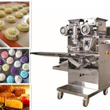 廣式月餅包餡機生產線廠家直銷冰皮月餅機蓮蓉月餅機圖片