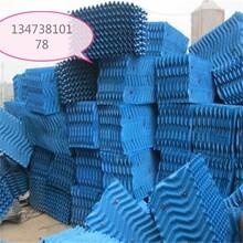 华庆冷却塔填料六角蜂窝斜管填料5001000图片