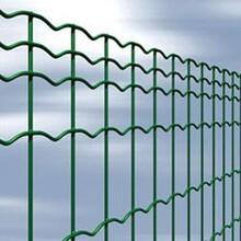 波浪型护栏网高速公路护栏美化护栏