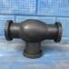 给排水管材DN200/100橡胶接头橡胶软连接