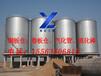聊城裕隆钢板仓,江苏气化系统改造,YL-25型水泥钢板库,投资省150元/吨DN32气化管