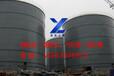 聊城裕隆钢板仓,YL-25型卷板仓,气化管出料系统设计制作安装