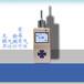 無眼界防止爆胎便攜式氮氣探測器手持式氮氣濃度探測器