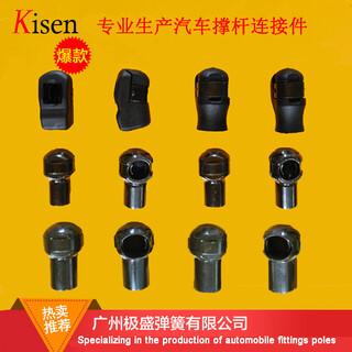 广州厂家气弹簧连接头球头胶头球窝万向球头图片3