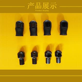 广州厂家气弹簧连接头球头胶头球窝万向球头图片4