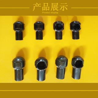 广州厂家气弹簧连接头球头胶头球窝万向球头图片2