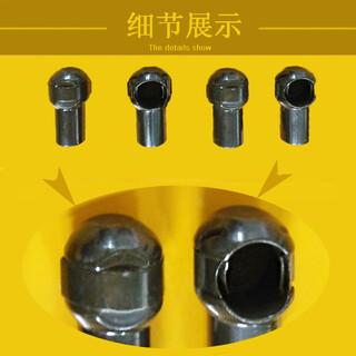 广州厂家气弹簧连接头球头胶头球窝万向球头图片5