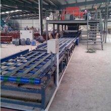 供应山东防火烟道板生产线图片