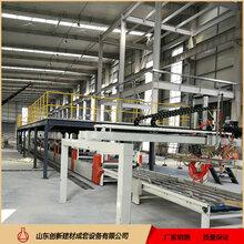 建材防火门芯板设备销售图片
