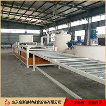 山东济南创新优质复合保温板机械图片