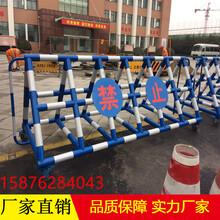 厂家直销交通拒马防撞隔离栏交通安全栏带刺拒马重型移动护栏