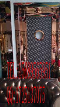 ktv酒吧专用门不锈钢欧式