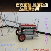 厂家供应全国拉线机光缆牵引机推缆机拉缆机线缆布放器图片