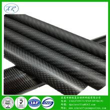 专业碳素纤维管25mm碳纤管定做3K碳纤管哑光图片